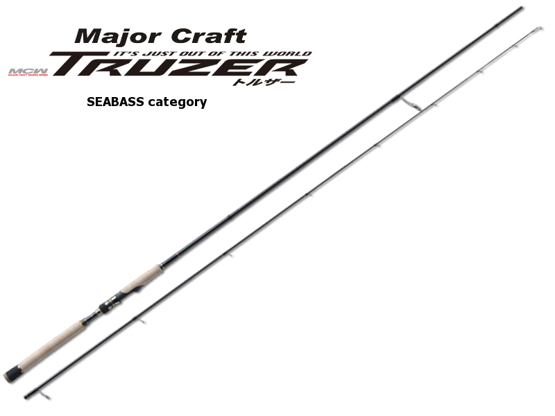 Major Craft Truzer Seabass Category TZS-902L (Length: 2.74mt, Lure: 7-23gr)