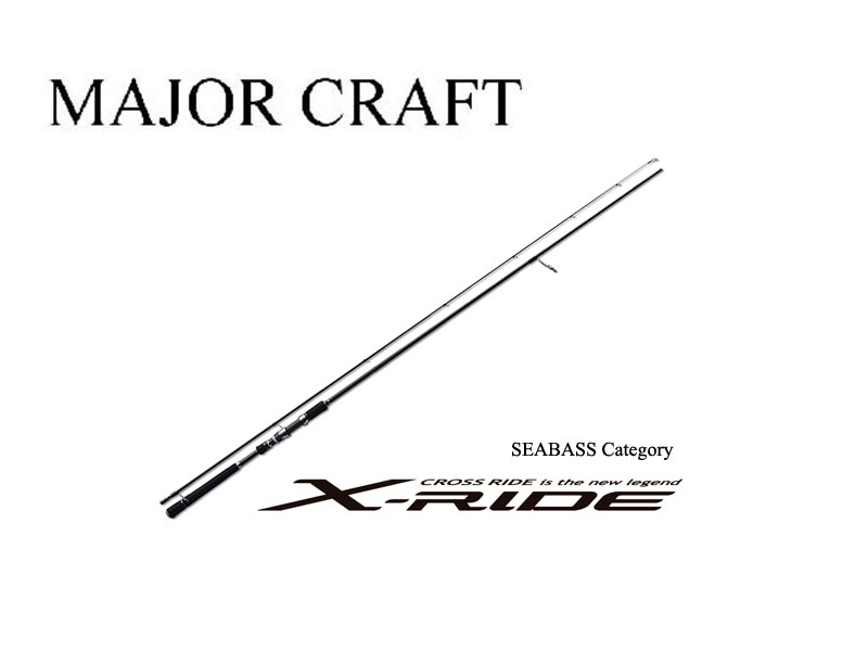 MajorCraft X-Ride Seabass Series XRS-1002M (Length: 3.05mt, Lure: 15-42gr)