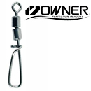 Owner 52459 Sinker Hook W/th Crane Swivel