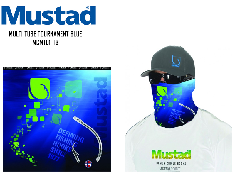 Mustad Multi Tube MCMT01-B Tournament Blue