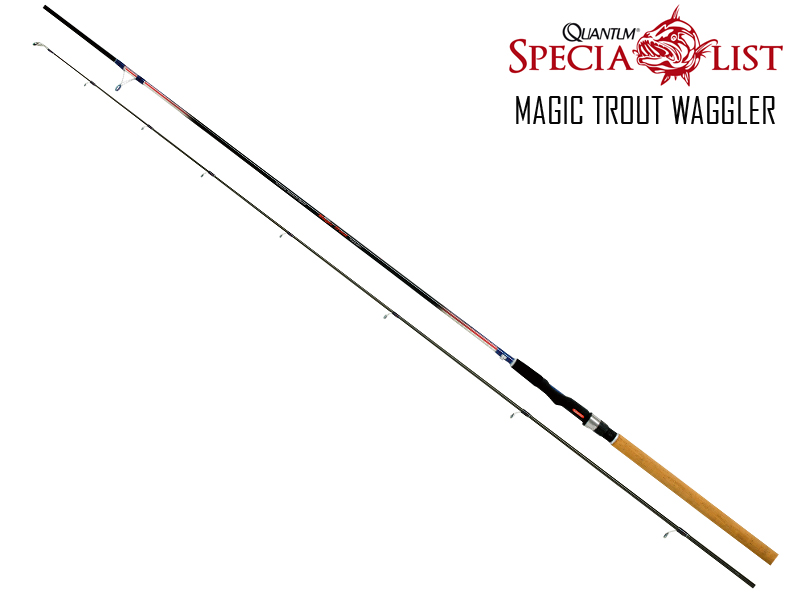 Quantum Magic Trout Waggler (Length: 3.30mt, C.W:5-20gr)