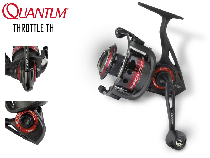 Quantum Throttle TH 10