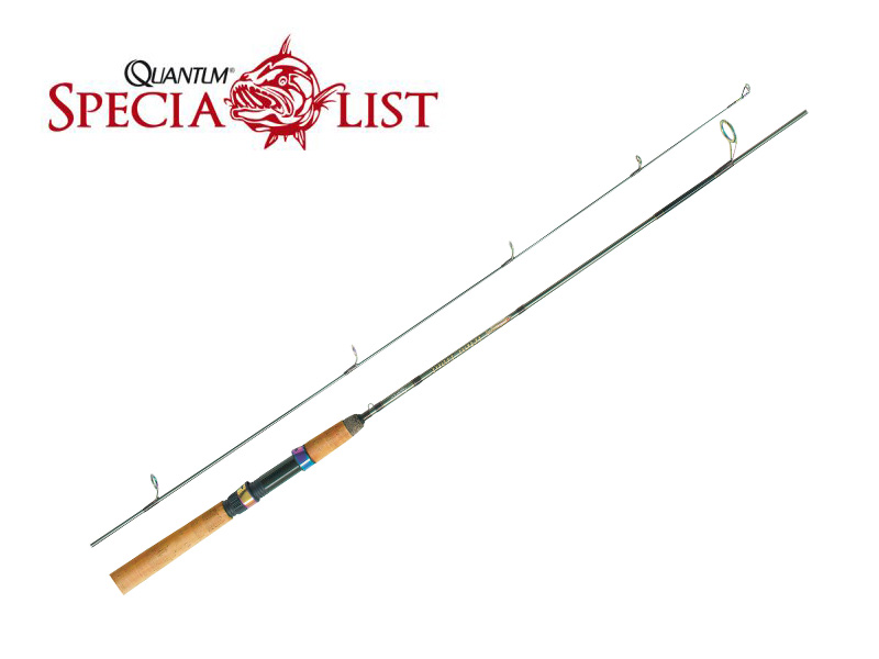 Quantum Tetontrout (Length: 2.10mt, C.W:2-15gr, Sections: 2)