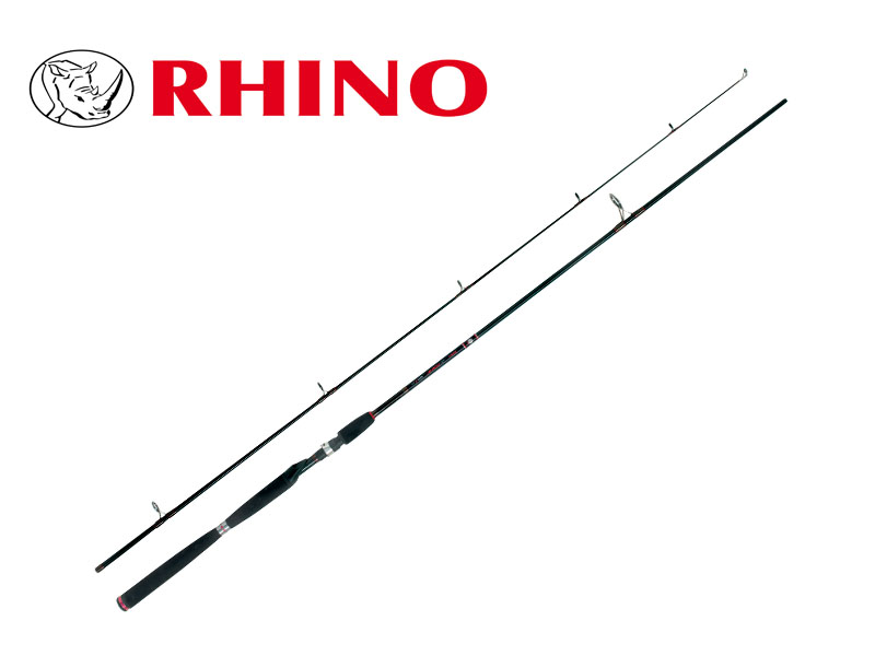Rhino spinning rods 24tackle fishing tackle online store for Rhino fishing pole