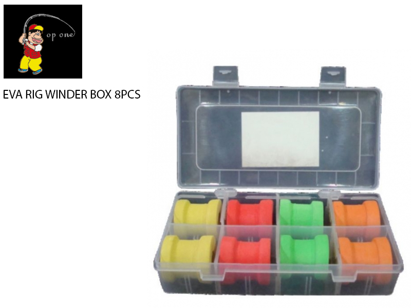 Top One Eva Rig Winder Box 8pcs