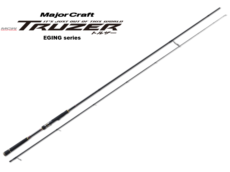 Major Craft Truzer Eging Category TZS-852EL (Length: 2.59mt, Egi: 2.0-3.5)